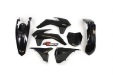 New Plastic Kit Black KTM SX SXF 125/250/350/450 2013-15 Racetech
